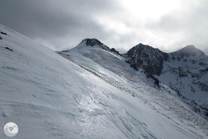 Pico de Pedrons (2.715m) desde la frontera Andorra-Francia 1