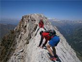 Vallibierna (3.067m) y Culebras (3.062m) por Llauset