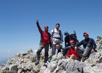 Tuca de Culebras (3.062m).
