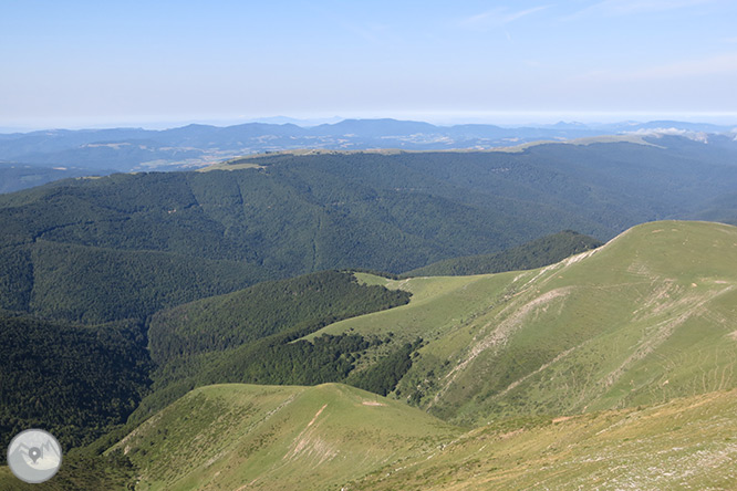 Pico Ori (2.017m) desde el puerto de Larrau 1