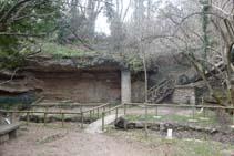 El paraje de la fuente de la Mina.