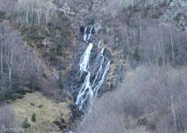 Cascada de Espigantosa.