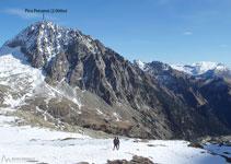 Pico Perramó o pico de Es Corbets (2.904m).
