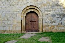 Portal de Sant Llorenç.