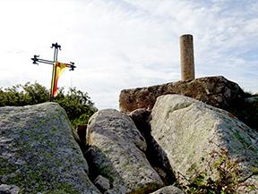 Puig de Cadiretes (519m) en la Ardenya