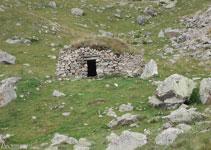 Cabaña de Gombrén.