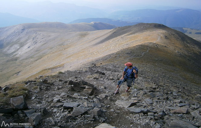 Puigmal (2.913m) por Fontalba 1