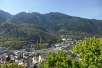 La Umbría de Andorra.