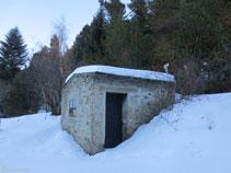Cabaña de Becet