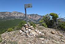 Cima de la Roca del Corb.