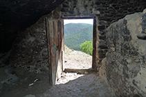 Puerta de la Casa del Corb.