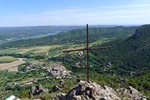 Cumbre del Roc de Cogul.