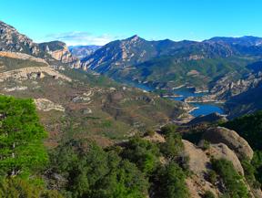 Ruta circular por la sierra de Sant Honorat