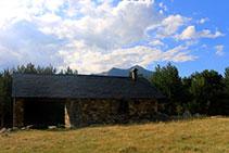 Refugio de pastores.