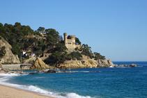 Castillo d´en Plaja.