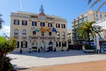 Ayuntamiento de Lloret de Mar.