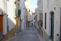 Calles de Lloret de Mar.