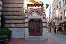 Arquitectura modernista en Lloret de Mar.