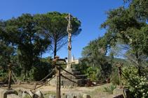 Cruz de Término.