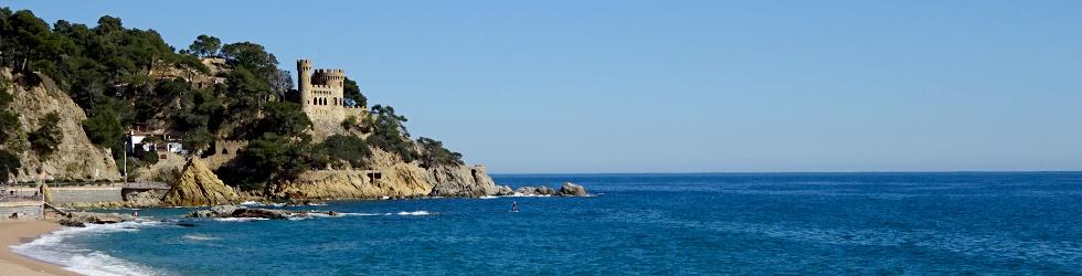 Ruta de las ermitas de Lloret de Mar