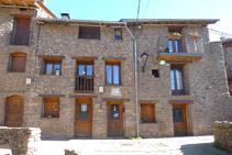 Refugio Vall de Siarb en Llagunes.