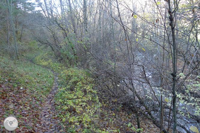Ruta de las fuentes de Llagunes 1