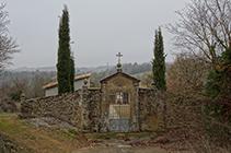 Cementerio de Pinell de Solsonès.