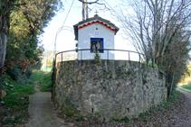 Capilla de Sant Benet de Palerm.