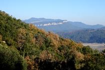 Vistas de la montaña de Rocacorba.