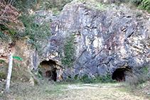 Cuevas del Pasteral.