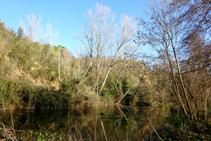 El río Brugent.