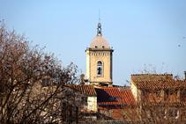 Campanario de Santa Maria.