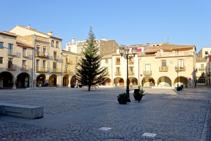 Plaza de la Vila.