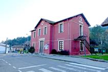 Antigua estación del Carrilet.