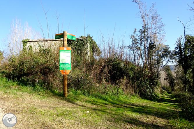 Ruta Voramera y Vía Verde en Amer 1
