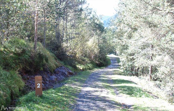 Ruta del Hierro (Llorts-La Cortinada) 1