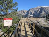 Ruta del Trencapinyes y mirador de Els Orris