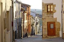 Calles de Vidreres.