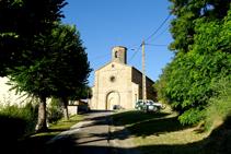 Iglesia de Sant Joan Baptista.