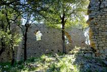 Castillo de Roset.