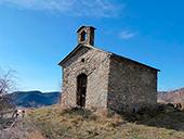 La ermita de Sant Romà de Estac