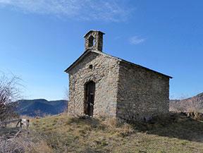 La ermita de Sant Rom� de Estac