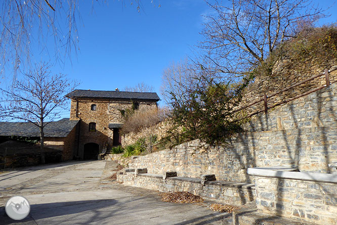 La ermita de Sant Romà de Estac 1