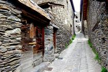 Calles de Cerbi.