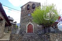 Iglesia de Sant Serni.