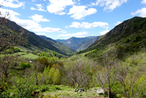 El bonito valle de Unarre.