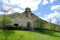 Sant Joan de Aurós.