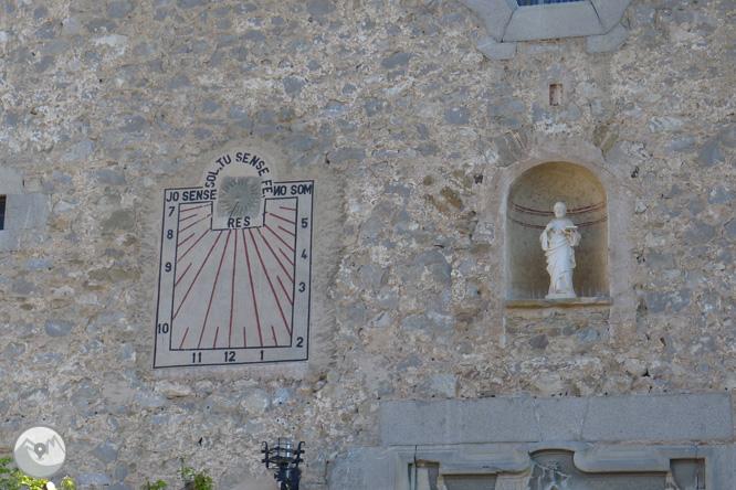 Camino antiguo del santuario de Montgrony desde Gombrèn 1