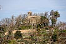 Ermita de Sant Jaume.