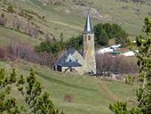 Montgarri, un santuario entre el Aran y el Pallars